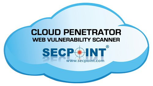 SecPoint cloud penetrator logo