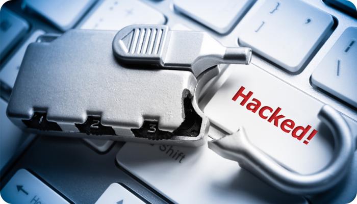 Penetrator hacked gebroken slot