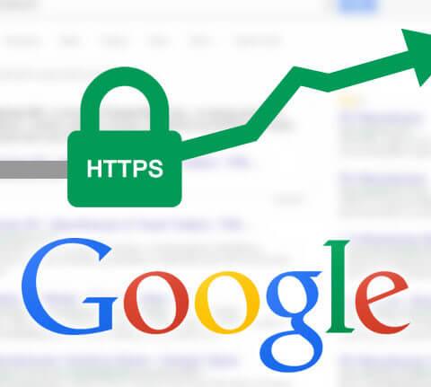 Hogere ranking in Google met SSL-certificaat